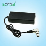 UL Listed 42V2a Li-ion Battery Charger/36V Battery Charger