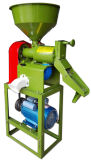 Mini Rice Milling Machine for Grain Processing Model 6nj-40