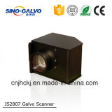 Light Weight Efficiently Analog Js2807 Laser Scan Head Galvanometer for Laser Marking Machine