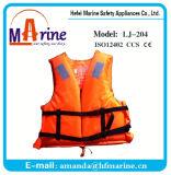 Basic Style Orange Color Personal Flotation Device