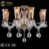 New Design Amber Crystal Chandelier Light