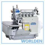 Wd-Ext5214D Direct Drive High Speed Overlock Sewing Machine