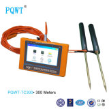Newest Resistivity 300 Meters for Ground Water Exploration Detector Pqwt-Tc300