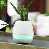 Bluetooth Flowerpot Night Light Smart Touch Music Speaker