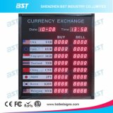 "Indoor Red Digit LED Exchange Rate Signboard (1.2"" digit size)"