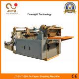 Latest Product A4 /A3 Paper Sheeting Machine Copy Paper Cutting Machine