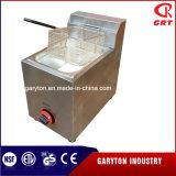 Hot Selling Stainless Steel Gas Deep Fryer (GRT-G10L)