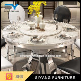 Antique Reproduction Furniture Round Table Extendable Dining Table Dinner Table