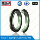 Ad Type Wear Resistance Hydraulic Cylinder Rubber/PTFE Scraper Seal Ring