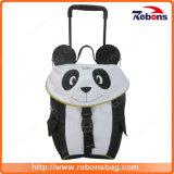 Cute Zoo Multifunctional Animal Panda Trolley School Bags