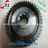 Customized Spur Gear with Casting or Machining Process