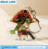 Custom Acrylic Key Ring Cute Cartoon Key Holder Promotion Keychain