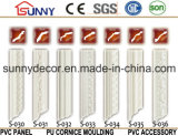 Factory Price PU Cornice and Coving/ Polyurethane Plain Cornice Molding for Decoration