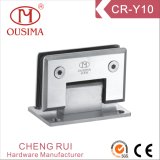 Double Sides 90 Degree Wall to Glass Shower Hinge (CR-Y10)