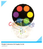 18 Colors 2.1cm 3 Layer Water Color Cake for Painting and Drawing