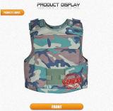Tactical Bulletproof Vest with Hard Armor Plates Pockets
