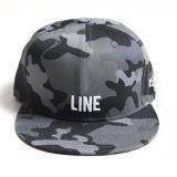 100% Acrylic Camo Sports Snapback Hats