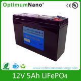 Lithium Battery 12V 5ah for Electric Fishing Rod