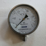 General Type Vibration Resistant Stainless Steel Pressure Gauge with Ce
