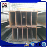 Q345 Hot Rolled Welded H Beam Section Steel for Steel Structure