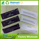 Single Pack Adult Disinfectant Cleansing Hand Wipes for Restaurants