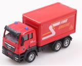 Free Wheel Alloy Truck Kids Toy Die Cast Car 1: 55 (H10369001)