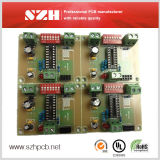 4 Layers Lead Free HASL PCB Board Assembly PCBA