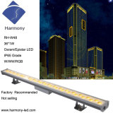 High Bright 36*1W Waterproof LED Strip Light for Outdoor Wall
