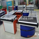 Supermarket Cashier Counter Modern Shop Counter Design