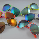 Cheap Colorful Promotion Metal Sunglasses