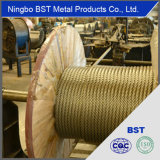 High Quality Steel Wire Rope (0.6-60mm)