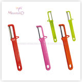 Kitchen Tools Colorful 18.5*2cm Stainless Steel Fruit/Vegetable Peeler