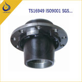 Iron Casting Truck Wheel Hub with Ts 16949