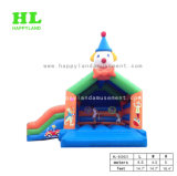 Joyful Clown Theme Inflatable Combo for Kids