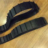 60mm Width Rubber Track for Robot Use (60-12.7-120)