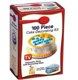 100PCS Cake Decorating Kit (SR8432)