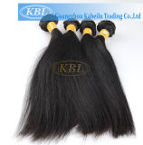 Natural Straight Peruvian Human Hair in Large Stock