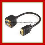 Adapter VGA Dual Link, VGA to 2xvga Cable