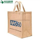 Large Delux Shopping Tote Jute Bag (TP-SP530)