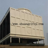 Square Shape Cross Flow FRP Cooling Tower