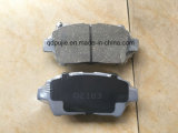 04465-20520 04465-13020 High Quality Ceramic Brake Pad with Rubber Shim