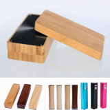 Newest Fasion Untralthin Aluminium Power Bank, Wooden Power Bank