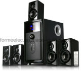 5.1CH Home Theater Multimedia Speaker Subwoofer RMS 140W