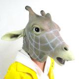 Latex Horse Mask with Hooves/Horse Head Mask/Giraff Mask