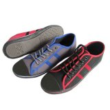 Cotton Fabric Lining Material Canvas Upper Material Cheap Canvas Shoes