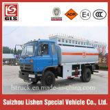 Dongfeng Europe 2 Oil Truck Capacity 10000L Fuel Tanker for Sale
