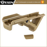 Tactical Airsoft Afg1 Angled Foregrip Fore Grip W/ Finger Shelf