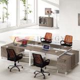 Rectangular Combined Office Wooden Desk (HY-Z13)