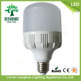 Aluminum Body 10W 15W 20W 30W 40W LED Light Bulb