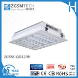 120W LED Canopy Gas Station Light SAA CB TUV Approved